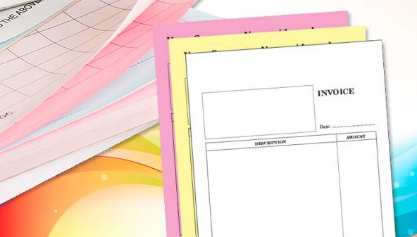 Invoice example